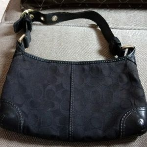 Coach Shoulder Bsg